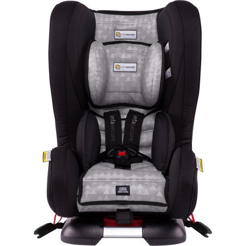 Groovy Infasecure Kompressor 4 Isofix Treo Convertible Car Seat Onthecornerstone Fun Painted Chair Ideas Images Onthecornerstoneorg