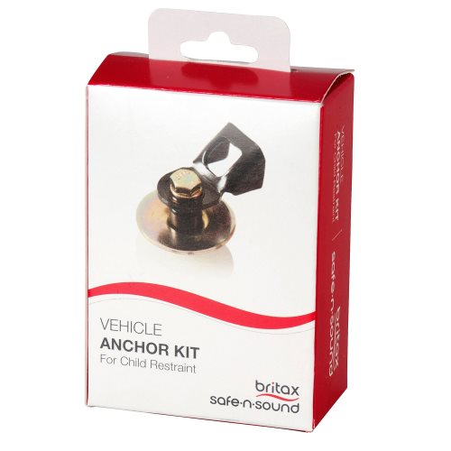 Britax safe n sound Anchor Kit Packaging