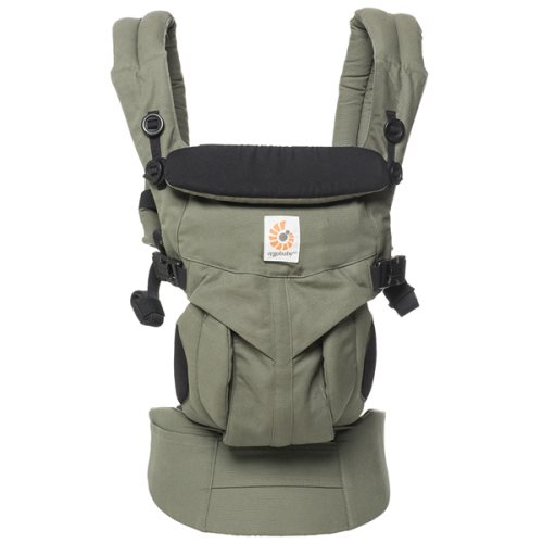 ergobaby all position omni carrier khaki