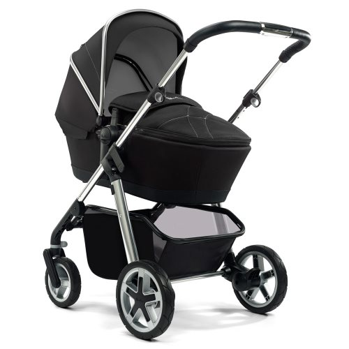 PIONEER CARRYCOT Black 1