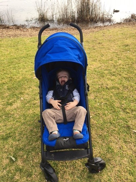 Joie Brisk LX Stroller | The Baby Industry®